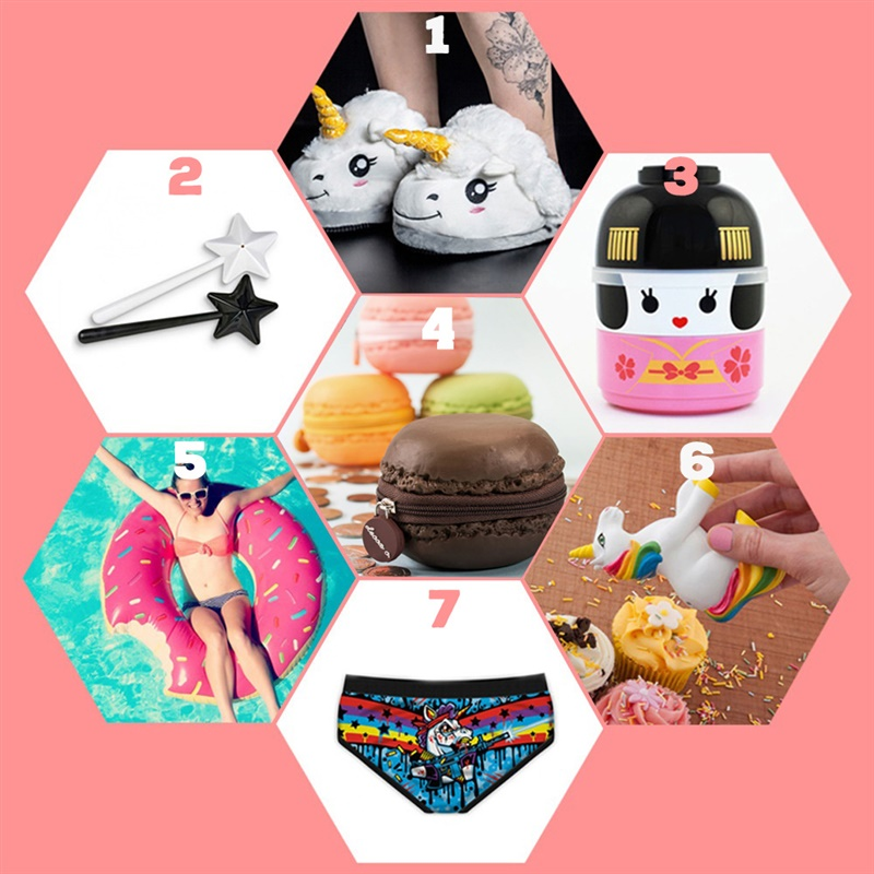 Preferenza Regali di compleanno per ragazze alla moda GJ14