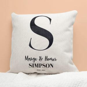 Federa da Cuscino Personalizzabile