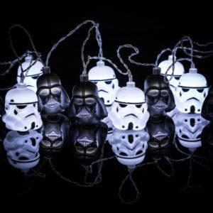 Ghirlanda luminosa Star Wars