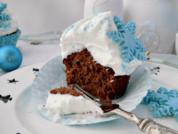 cupcake con cristalli di ghiaccio 7