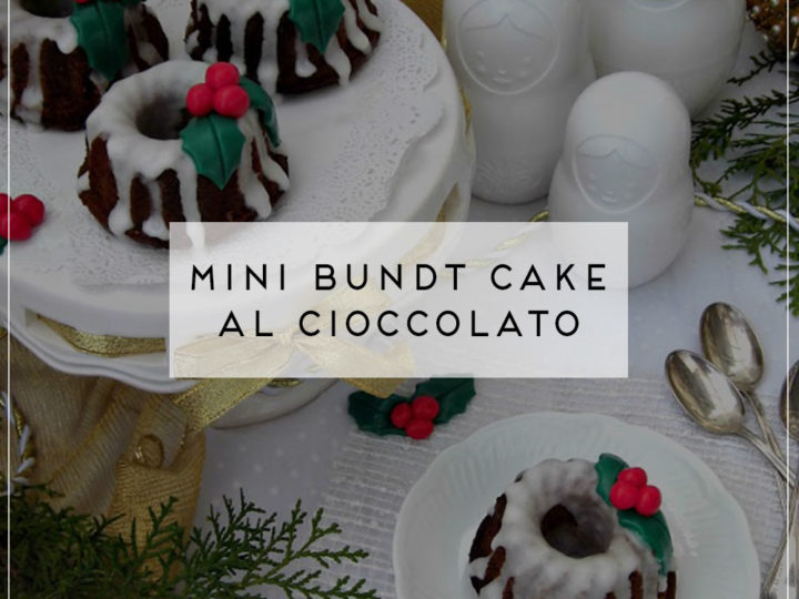 mini bundt cake header