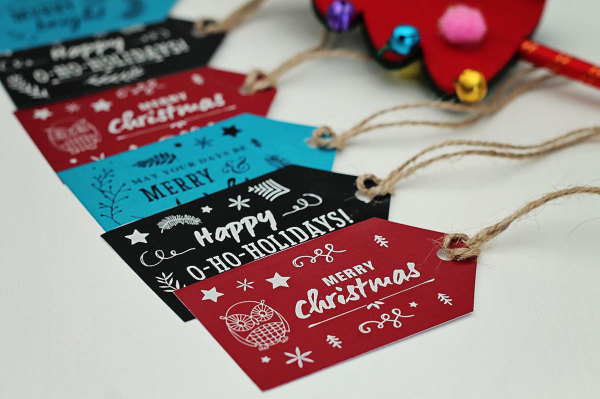 Regali di Natale - biglietti auguri