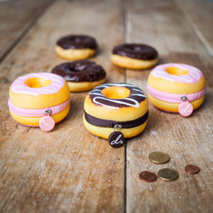 Portamonere Donuts Profumati