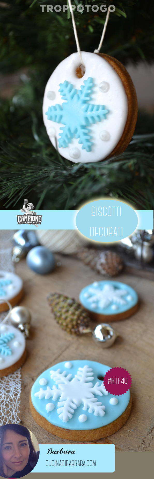 biscotti per decorare
