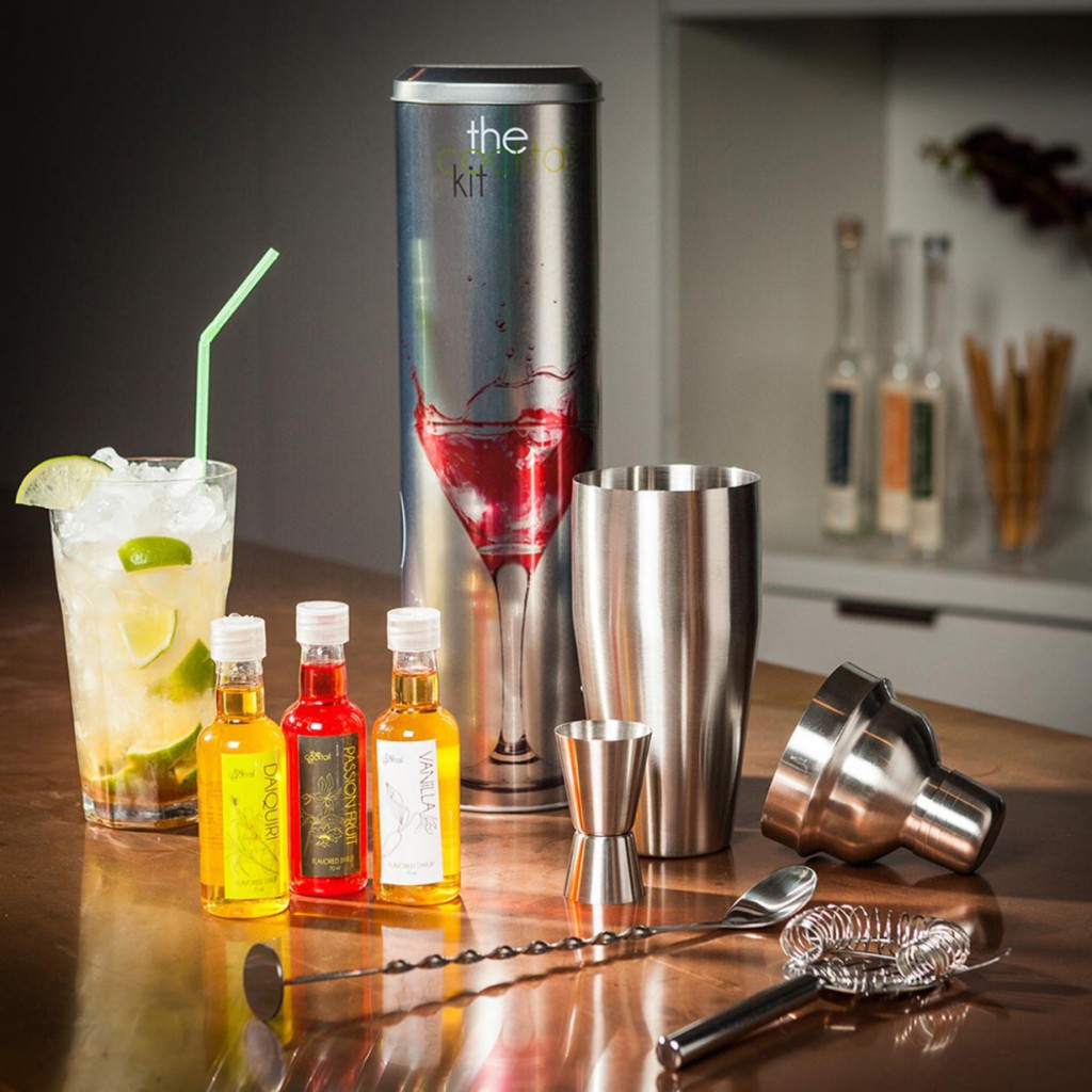 idee regalo uomo E-kitch set da cocktail