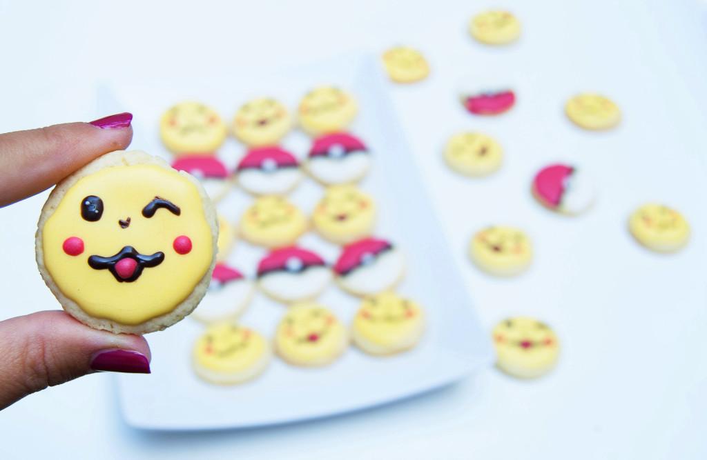 biscotti di natale - pokemon