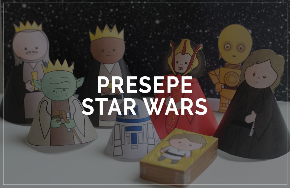 presepe star wars
