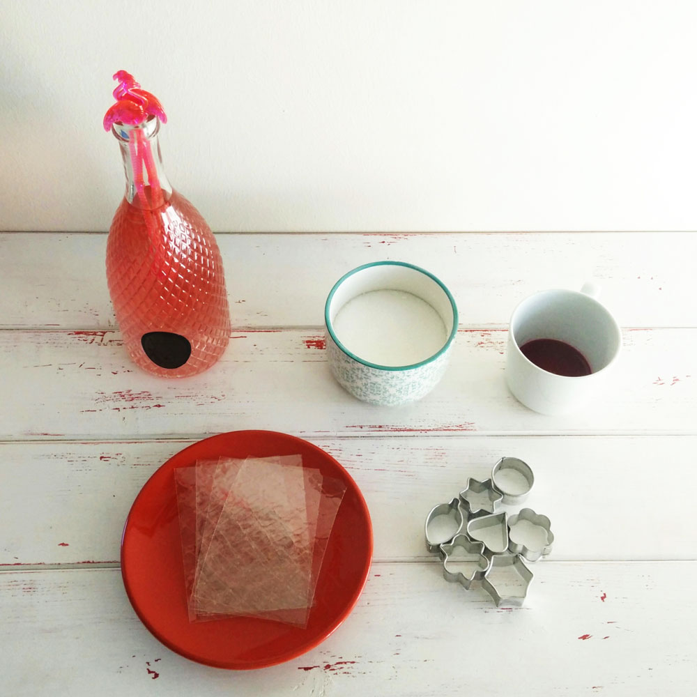 FRasi San Valentino - Ingredienti