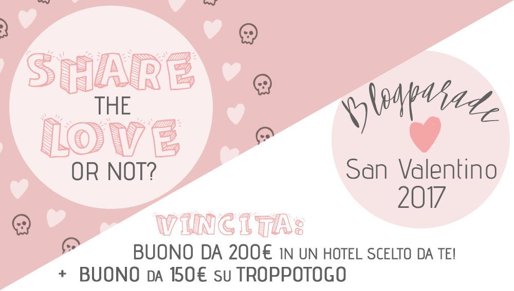 San Valentino - Blogparade