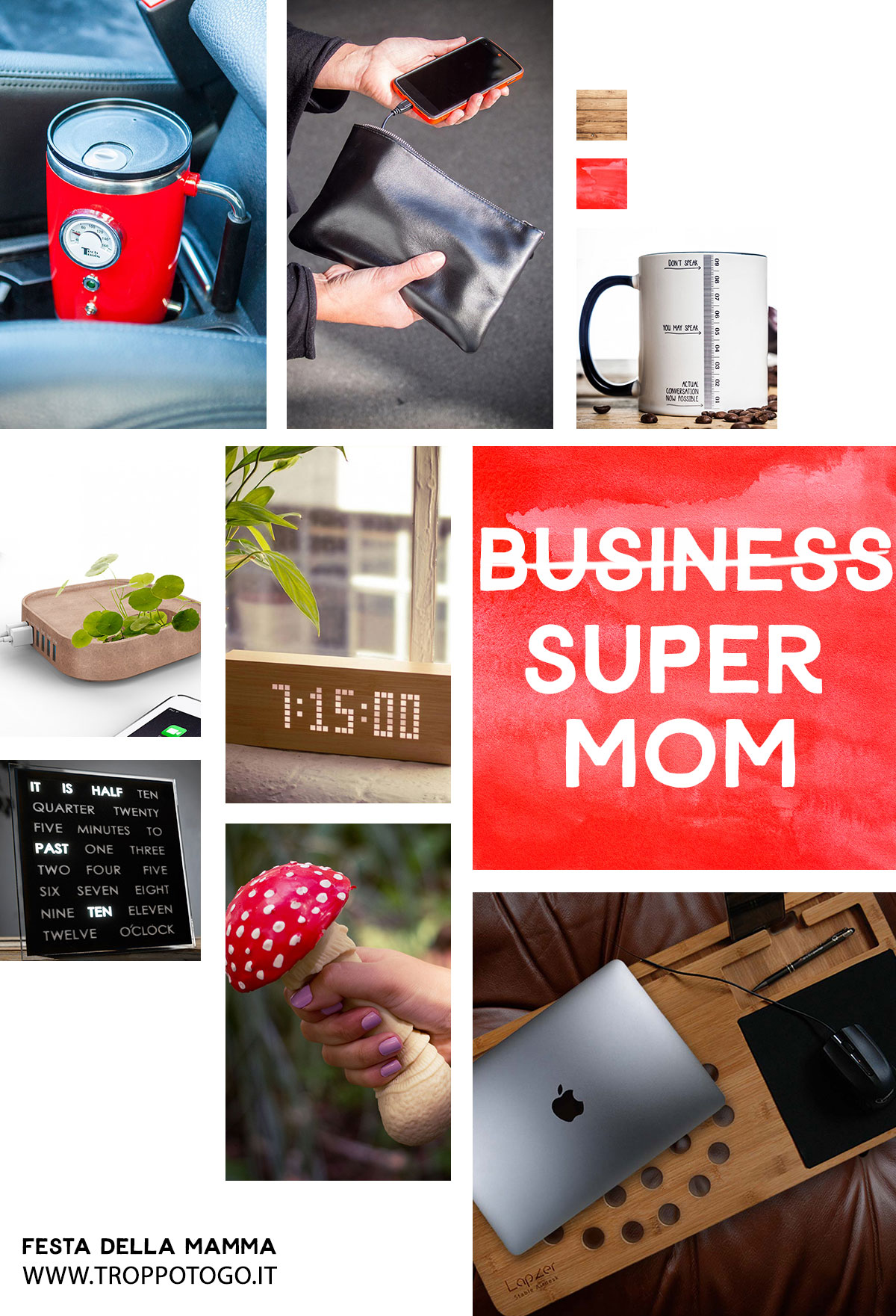 regalo festa della mamma - immagine centrale blogpost