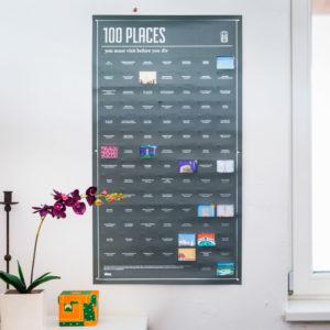 Poster 100 posti