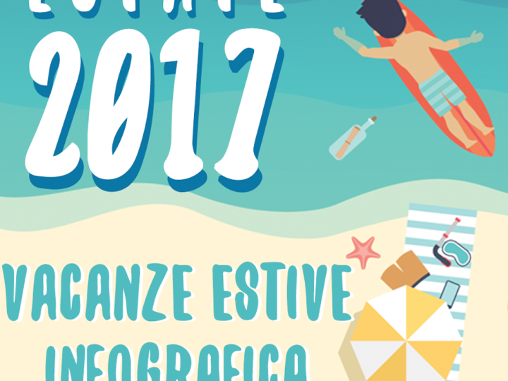 infografca estate 2017