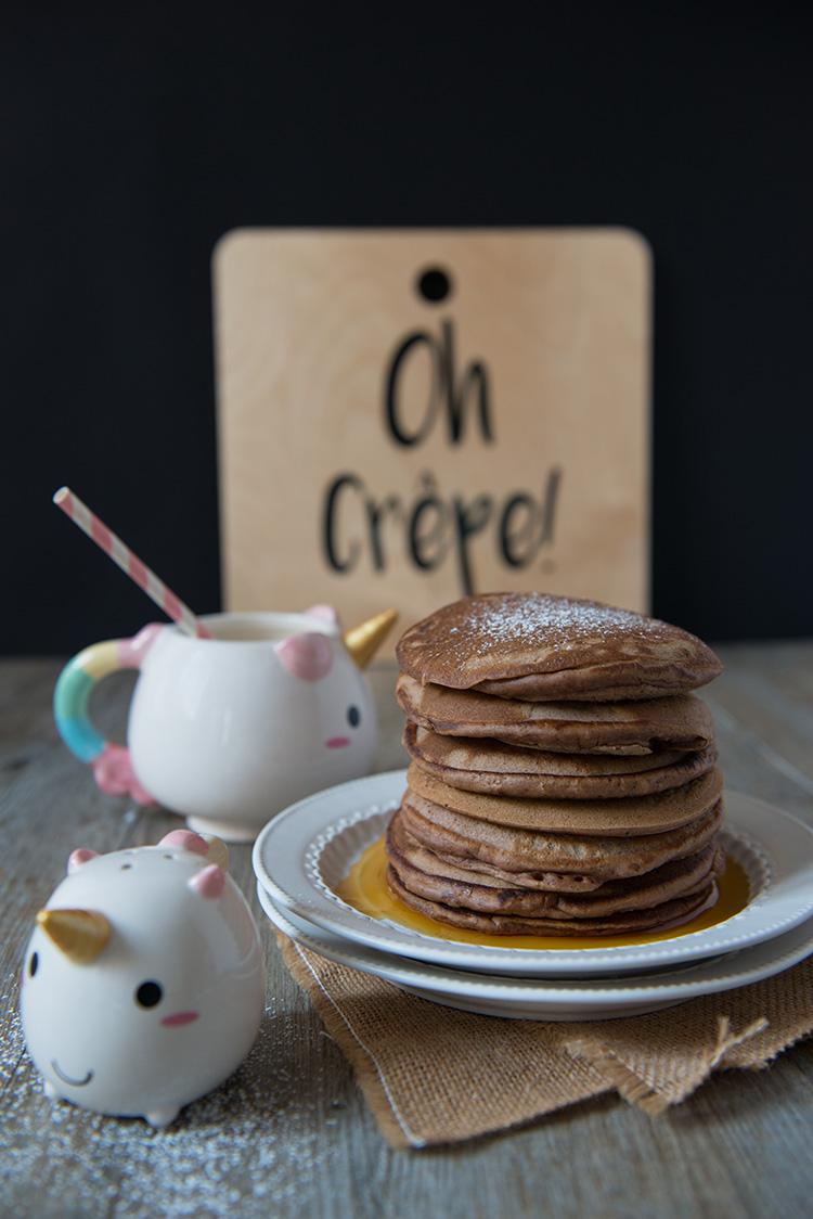 pancakes ricette di natale troppotogo