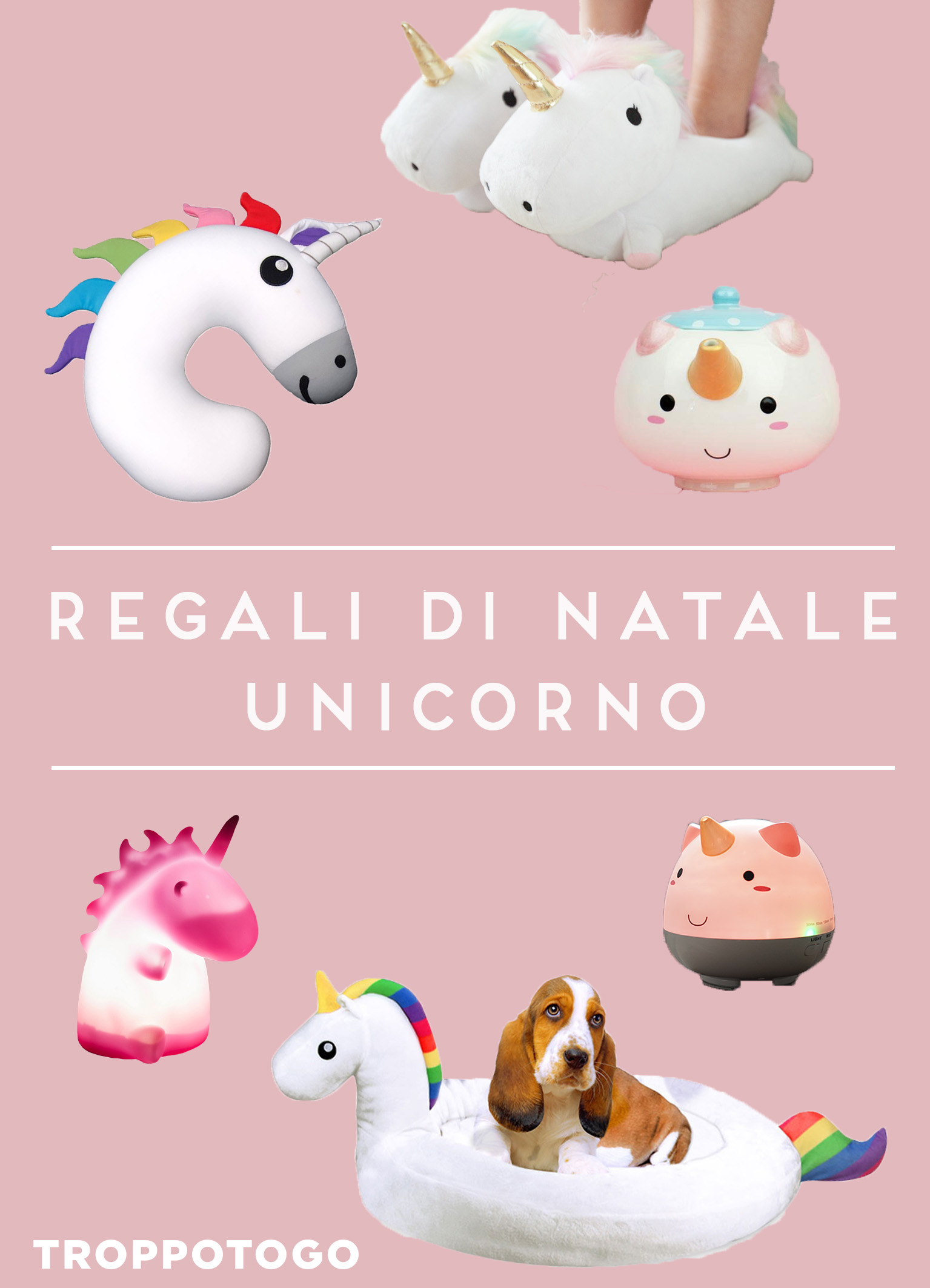 regali unicorno