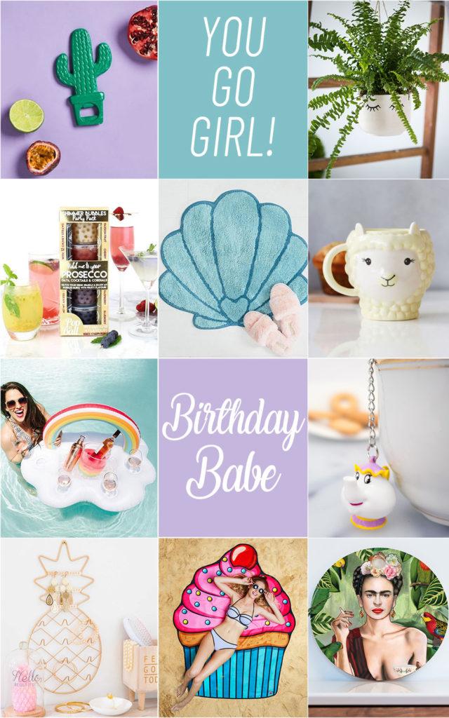 regalo di compleanno per lei