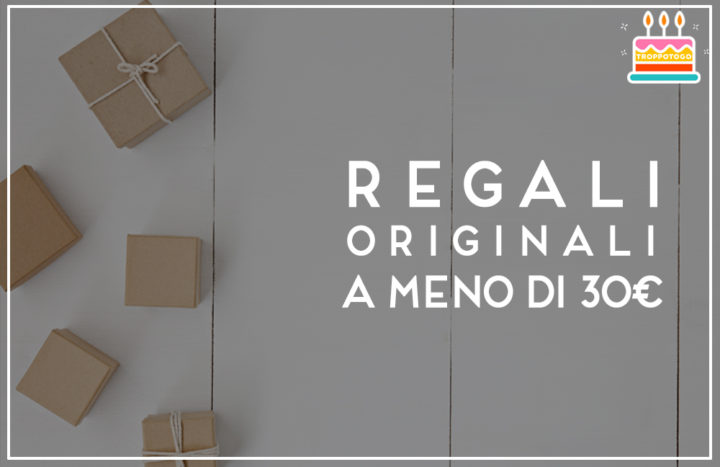 regali originali header