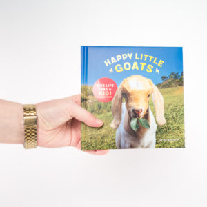 Libro Happy Little Goats