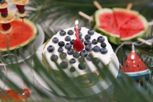 Festa di compleanno a tema 11