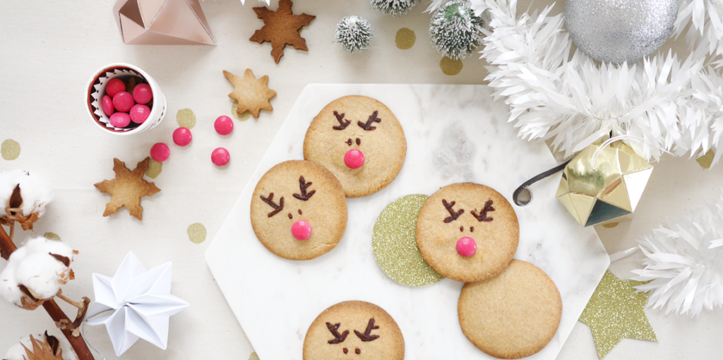 Biscotti con le renne