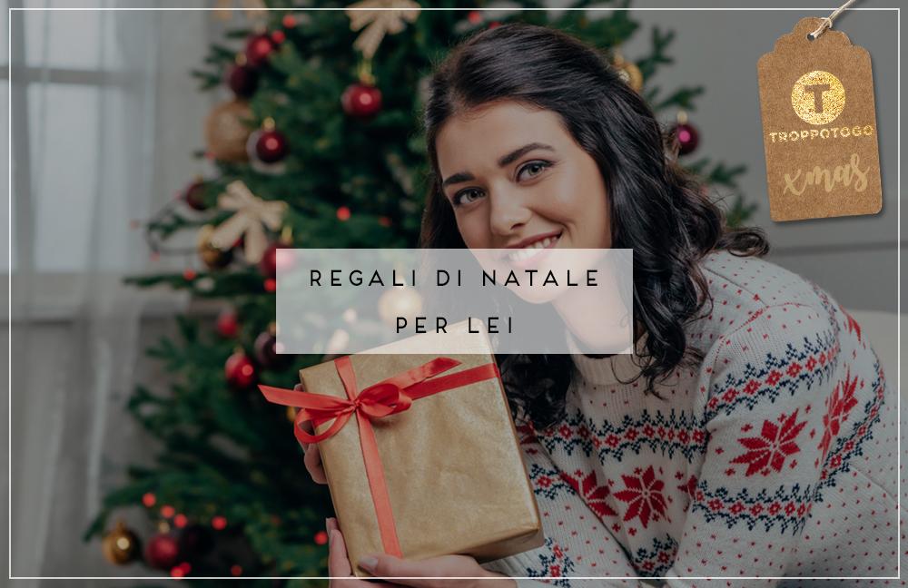 Regali Di Natale Per.Regali Di Natale Per Lei Speciali E Unici Per Ogni Donna