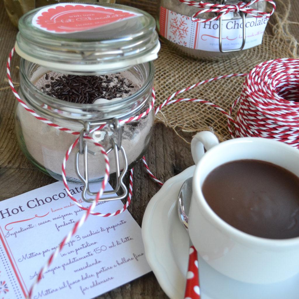 Baratolo di cioccolato da regalare