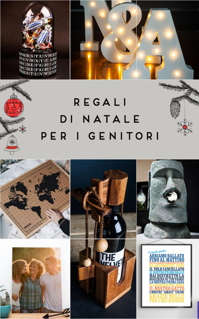 regalo di natale per i genitori Collage_Template
