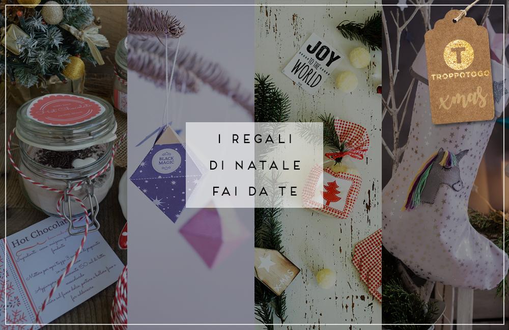 Regali Di Natale Fai Da Te Troppotogoit Blog