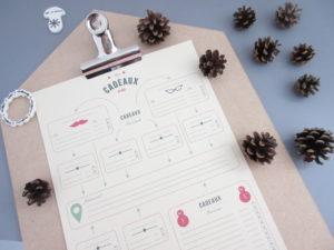 Checklist per fare tutti i regali giusti