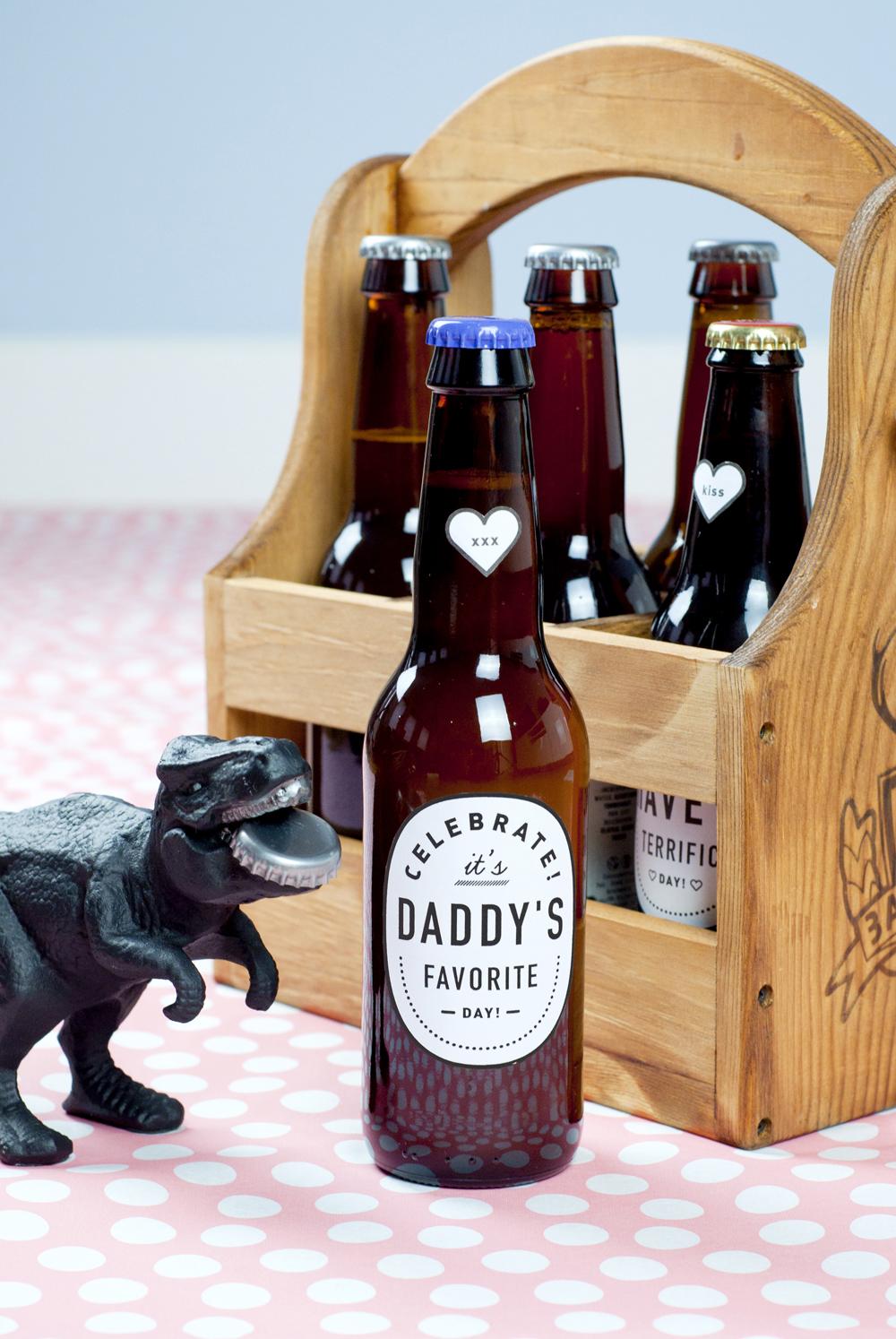 etichette da birra