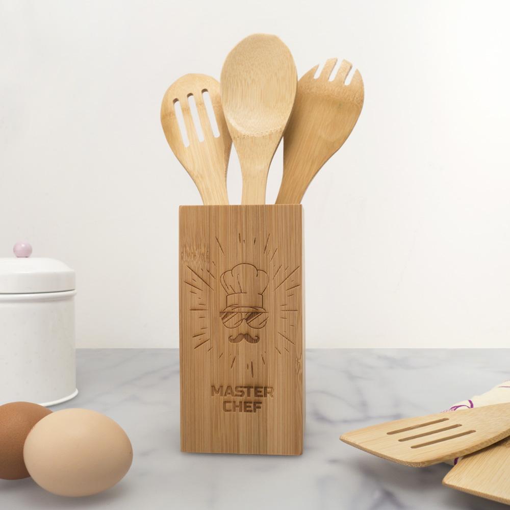 ricette facili set cucchiai personalizzabile
