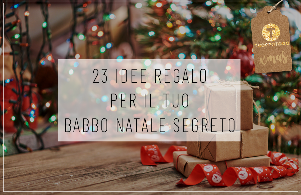 Idee Regalo Di Natale Per Una Famiglia.Troppotogo It Blog