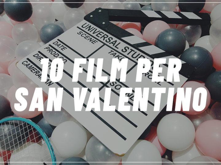 film per san valentino