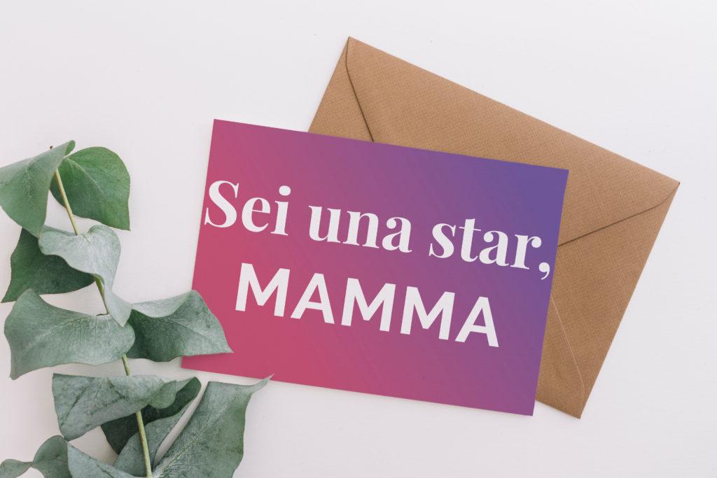 biglietti per la festa della mamma