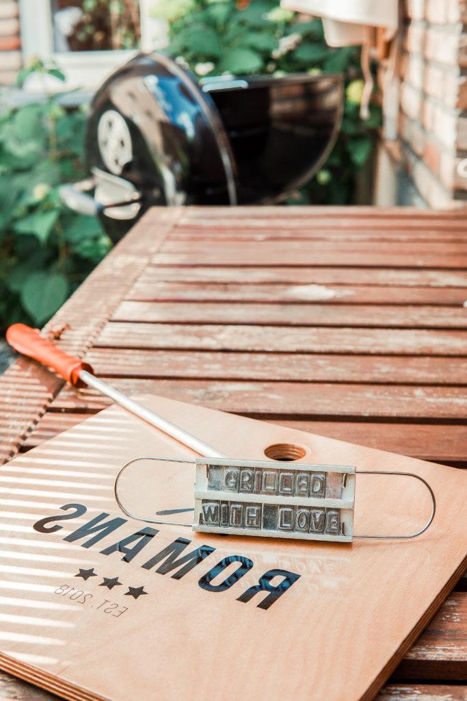 accessori da barbecue