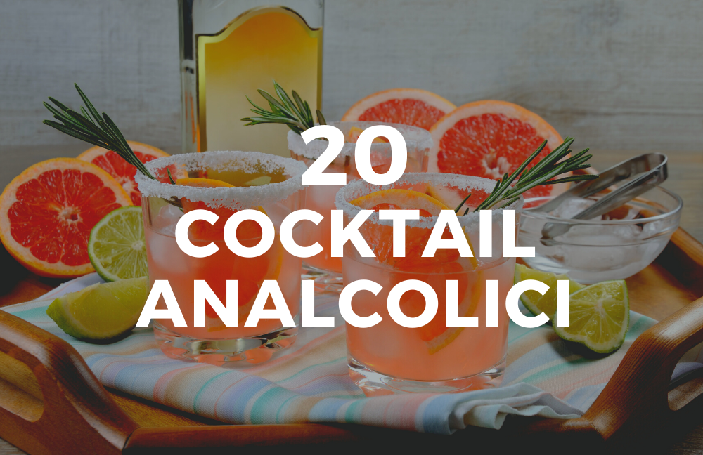 cocktail analcolici