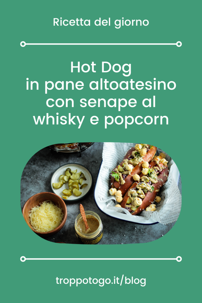 ricetta degli hot dog