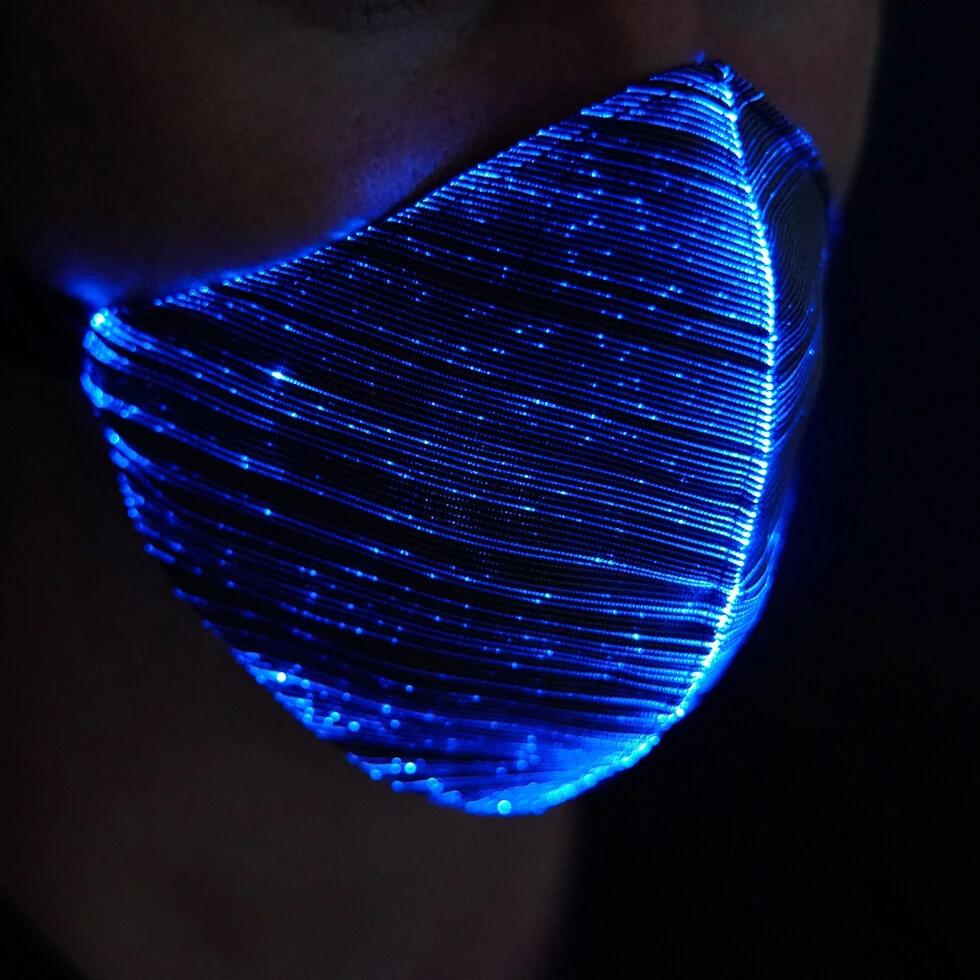 Mascherina Luminosa