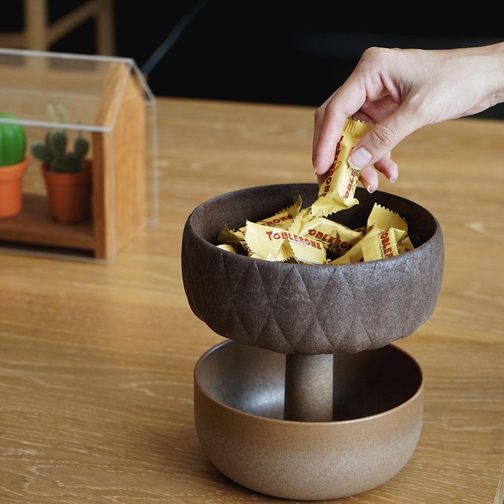 Ciotola per Snack a forma di Ghianda