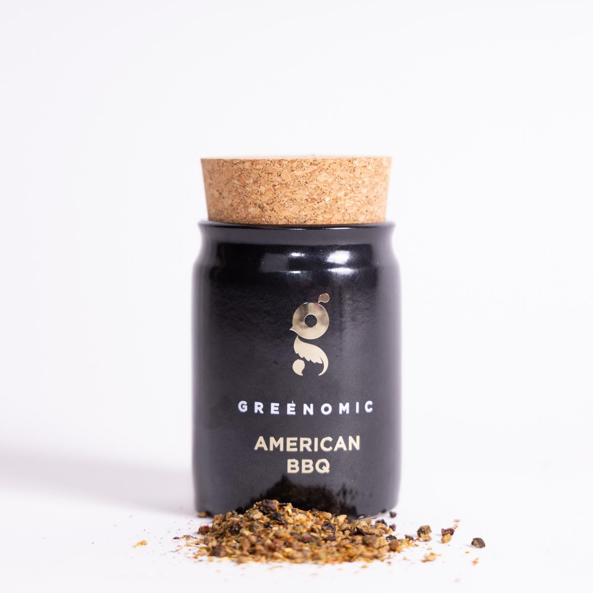 Spezie da Barbecue American BBQ Greenomic