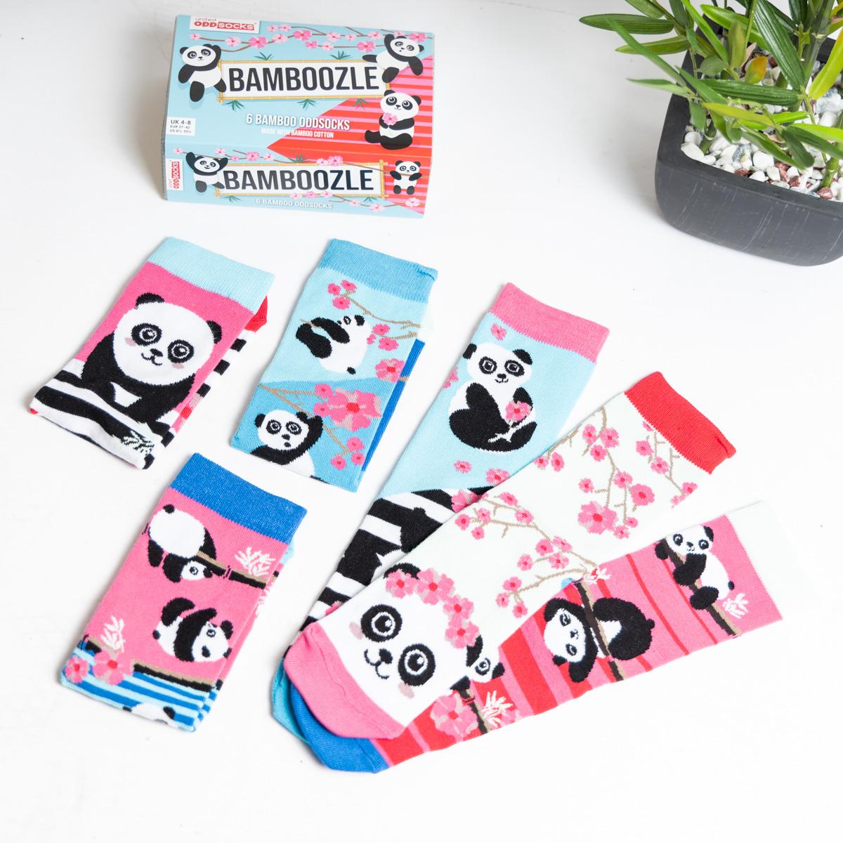 Calzini Panda Bamboozle