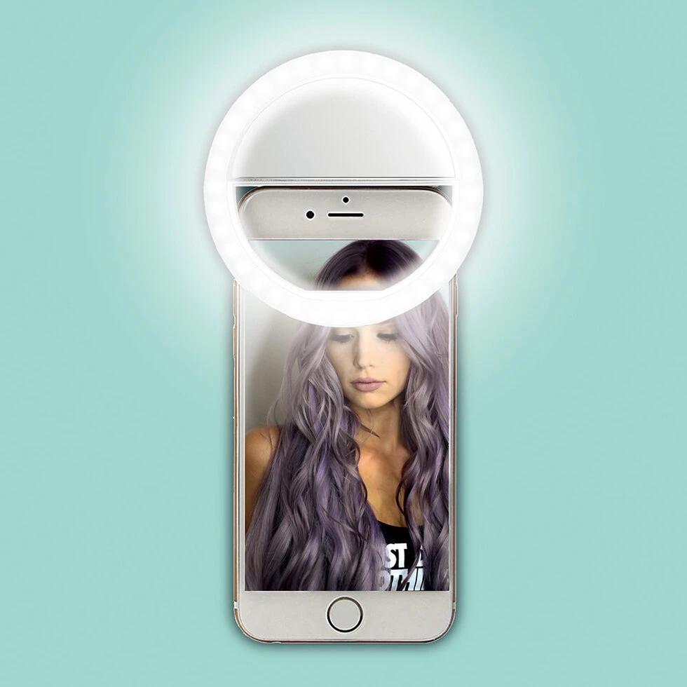 Luce da Selfie per Smartphone o Laptop