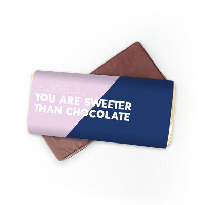 Cioccolata Personalizzabile