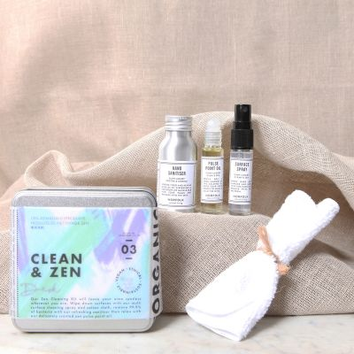 Kit di Pulizia Clean & Zen