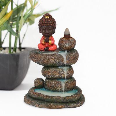 Buddha Sopra l'Incenso