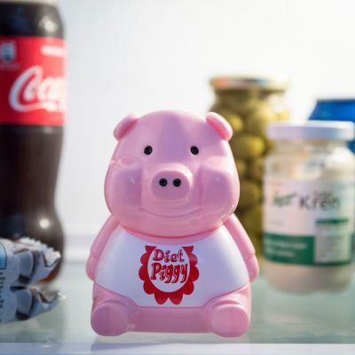 Allarme Frigo Diet Piggy