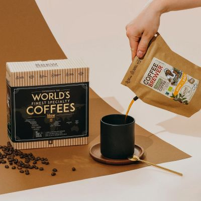 Set Regalo I Caffè Migliori del Mondo