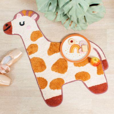 Mini Tappeto Giraffa