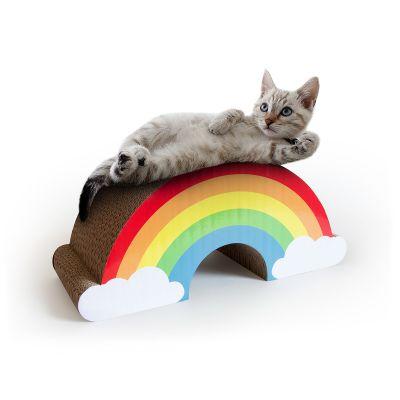 Tiragraffi Arcobaleno per Gatti