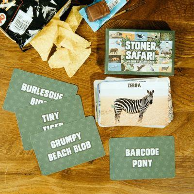 Gioco di Carte Stoner Safari