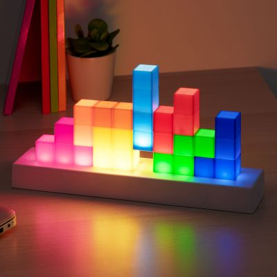 Lampada Blocchi di Tetris